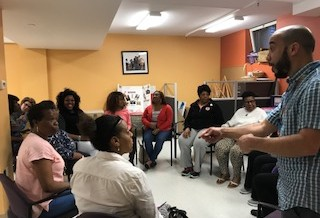 MJE's Trauma Training with Victor Santana
